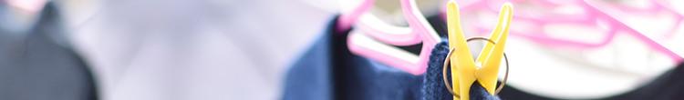 制服の洗濯方法のキービジュアル画像